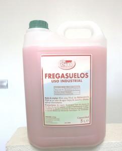 Fregasuelos rosa